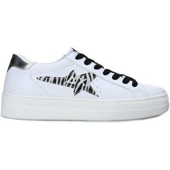 Cipők Női Rövid szárú edzőcipők Sun68 Z41236 Fehér
