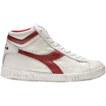 Cipők Férfi Magas szárú edzőcipők Diadora 501159657 Fehér