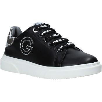 Cipők Gyerek Rövid szárú edzőcipők GaËlle Paris G-1120C Fekete