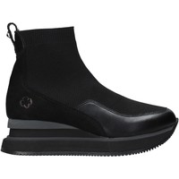 Cipők Női Csizmák Apepazza F1MIDHIGH01/SOC Fekete