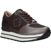 Cipők Női Rövid szárú edzőcipők Apepazza F1RSD16/NYL Barna