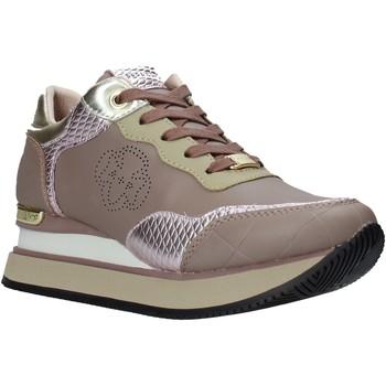 Cipők Női Rövid szárú edzőcipők Apepazza F1MIDHIGH07/LEA Barna