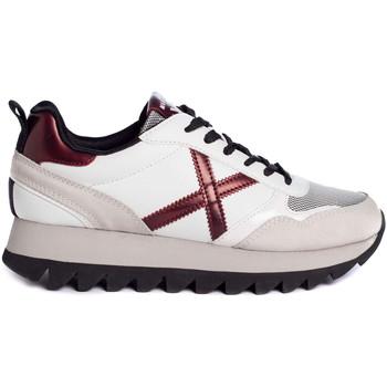 Cipők Női Rövid szárú edzőcipők Munich 8765022 Fehér