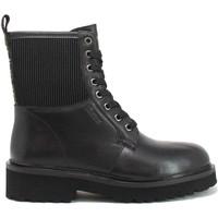Cipők Női Csizmák Blauer F1IVY01/LEA Fekete