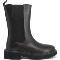Cipők Női Csizmák Blauer F1IVY02/LEA Fekete