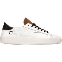 Cipők Férfi Rövid szárú edzőcipők Date M351-AC-HO-WB Fehér