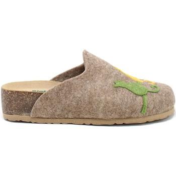 Cipők Női Mamuszok Bionatura 12BLMOO-I-FELC65 Barna