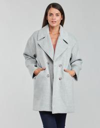 Ruhák Női Kabátok Betty London PYAME Szürke