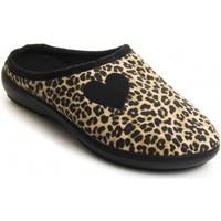 Cipők Női Mamuszok Northome 71783 BROWN