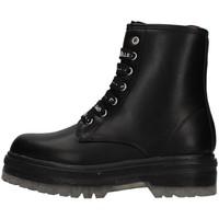 Cipők Lány Bokacsizmák GaËlle Paris G-1150 BLACK