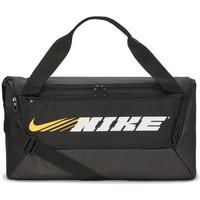 Táskák Sporttáskák Nike Brasilia Graphic Training Fekete