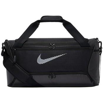Táskák Sporttáskák Nike Brasilia Duffel Winter Fekete