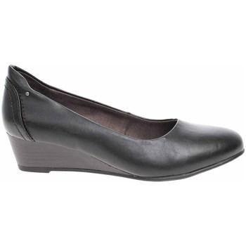 Cipők Női Félcipők Jana 882236627001 Fekete