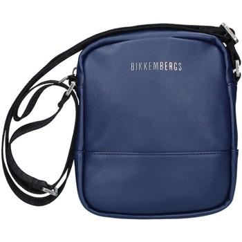 Táskák Válltáskák Bikkembergs E2APME210022 NAVY BLUE