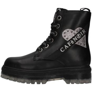 Cipők Lány Bokacsizmák Café Noir C-1440 BLACK