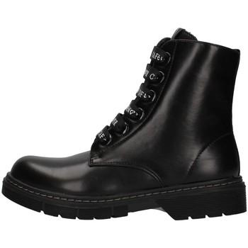 Cipők Lány Bokacsizmák Café Noir C-1431 BLACK