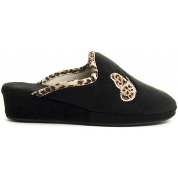 Cipők Női Mamuszok Northome 71792 BLACK