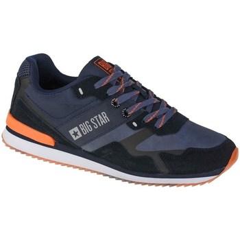 Cipők Férfi Rövid szárú edzőcipők Big Star II174210