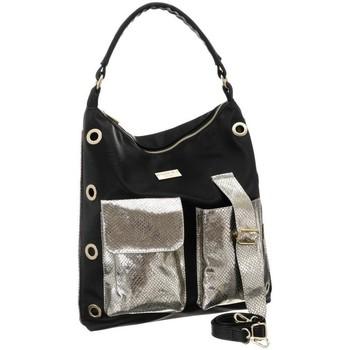 Táskák Női Kézitáskák Badura 91210 Fekete