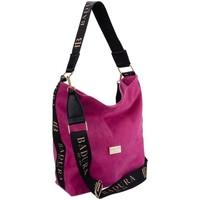 Táskák Női Kézitáskák Badura TD203ROCD Rózsaszín