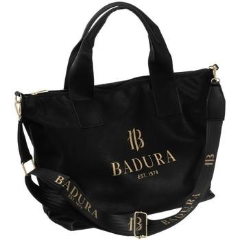 Táskák Női Kézitáskák Badura 94660 Fekete