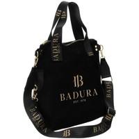 Táskák Női Kézitáskák Badura 95450 Fekete
