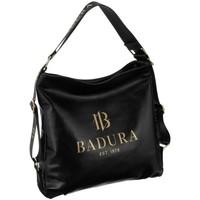 Táskák Női Kézitáskák Badura 95490 Fekete