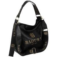 Táskák Női Kézitáskák Badura 95460 Fekete