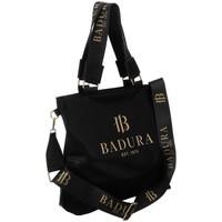 Táskák Női Kézitáskák Badura 95480 Fekete