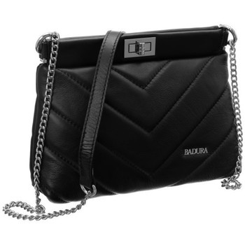 Táskák Női Kézitáskák Badura 81600 Fekete