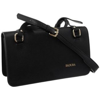 Táskák Női Kézitáskák Badura 84100 Fekete