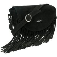 Táskák Női Kézitáskák Badura TD185ZICD Fekete