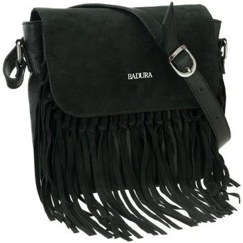 Táskák Női Kézitáskák Badura TD186ZICD Fekete
