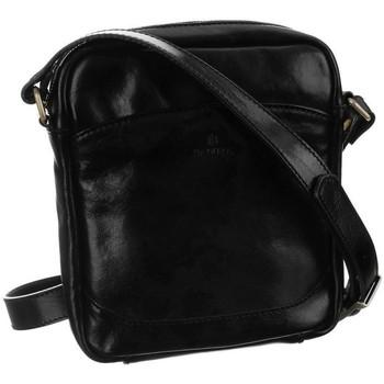 Táskák Kézitáskák Badura 99030 Fekete