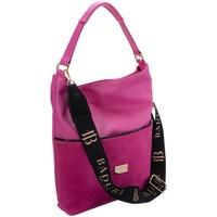 Táskák Női Kézitáskák Badura TD202ROCD Rózsaszín