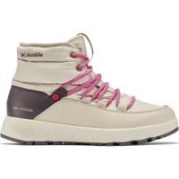Cipők Női Magas szárú edzőcipők Columbia Slopeside Village Mid Waterproof Bézs