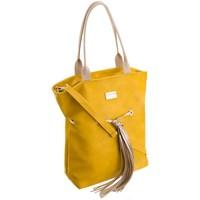 Táskák Női Kézitáskák Badura 59460 Citromsárga