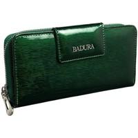 Táskák Női Pénztárcák Badura 96010 Zöld