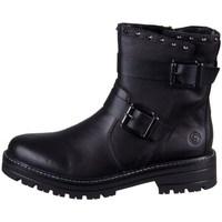 Cipők Női Csizmák Remonte Dorndorf D227401 Fekete