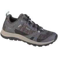 Cipők Női Rövid szárú edzőcipők Keen Terradora II WP Szürke