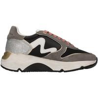 Cipők Női Rövid szárú edzőcipők Manila Grace S610LU GREY