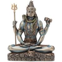 Otthon Szobrok, figurák Signes Grimalt Shiva Ülés Crudo