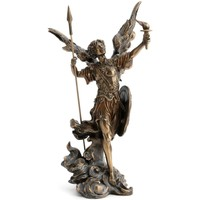 Otthon Szobrok, figurák Signes Grimalt Angel Uriel Crudo