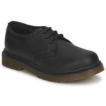Cipők Gyerek Oxford cipők Dr Martens Dm J Shoe Fekete