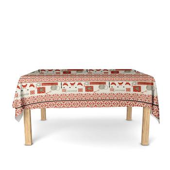 Otthon Asztalterítő Nydel COCOTTE Piros