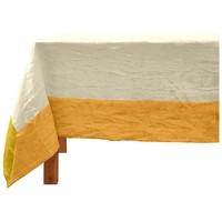Otthon Asztalterítő Nydel TAFFETAS Elefántcsont