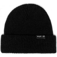 Textil kiegészítők Férfi Sapkák Huf Beanie essentials usual Fekete