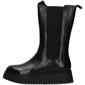 Cipők Női Bokacsizmák Apepazza F1ZAIRA01/LEA BLACK