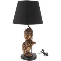 Otthon Díszlámpák Signes Grimalt Lámpa Afrikai Figura Dorado