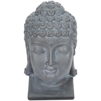 Otthon Szobrok, figurák Signes Grimalt Ábra Buddha Fejét. Gris